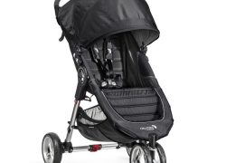 Carucior City Mini 3 Black Grey
